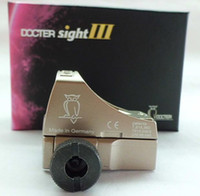 docter auto fit - New designed Docter III Tactical Tan Auto Reticle Brightness adjusting red dot sight fits any mm rail