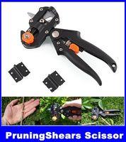 Wholesale New Garden Fruit Tree Pro Pruning Shears Scissor Grafting cutting Tool Blade hight quality