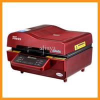 Wholesale Multifunction D Heat Press Machine DIY D Vacuum Sublimation Heat Transfer Machine Printer