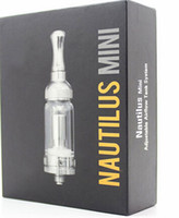 Original aspire stainless Mini Nautilus steel airflow adjust...