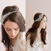 Cheap Buy 1 Get 3!!! 2015 Tiaras For Wedding Shining Headbands Crystal Hair Band Crystal Free Shipping Bridal Christmas Party Jewelry Accessories