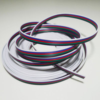 extension cord - 10m RGBW Extension Cable Line Color for RGBW LED Strip ribbon rgb Warm White Cord pin Wire ft