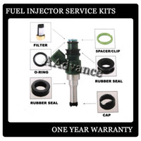 Wholesale FUEL INJECTOR SERVICE KIT DENSO INJECTORS TOYOTA LOWER RUBBER MANIFOLD SEALS INJECTOR BUFFERS