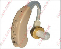 Wholesale Hearing Aids Aid Behind the Ear Adjustable Sound Amplifier Channels F
