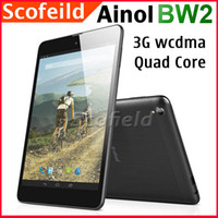 Wholesale Ainol NUMY G WCDMA phablet BW2 MTK8382 Inch Android Tablet PC Quad Core Capacitive G G