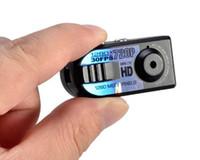 thumb camera - Tuzki Infrared Night Vision Q5 P IR Motion Detection spy Camera T8000 Mini Camcorder Thumb Mini DV Pin Hole DVR