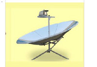 Wholesale solar cooker solar products and Small Solar Community Cooker with Panel using high quality carbon steel