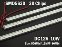 Wholesale Led Light Bar DC Volt SMD Watts Aluminium Led Rigid Strip Bar Light cm