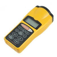 ultrasonic distance meter - New CP3007 Laser Rangefinder Ultrasonic Tape Measure Distance Meter Laser Pointer Backlight