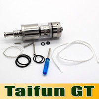 Cheap New!!! Taifun GT Atomizer e cigarette Taifun rba tank atomizer rebuildable atomizer taifun gt atomizer with retail gift package churchill