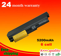 Wholesale New Laptop battery For Lenovo IBM ThinkPad Z60t Z61t Series Y6791 Y6793 P1122 P1126 P1121 P1123 P1125