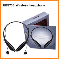 HBS 730 HBS730 Bluetooth Wireless Stereo Earphone Headphone ...