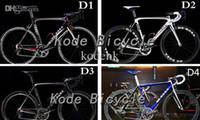 Wholesale Hot sale Chinese Road carbon bike gear complete De rosa superking road frame DI2 mechanical c carbon wheels frame road bicycle
