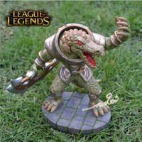 Cheap Renekton League of Legends Best Plastic Action Figures & Model lol Champions Accessories