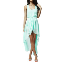Cheap S5Q Summer Maxi Chiffon Dress Beach Dress Sexy Boho Long Evening Party For Women AAADPD