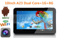 Wholesale Dual Core Tablet PC Inch A23 quot Tablet PC Allwinner Bluetooth Android Dual Camera x600 G G Cheaper than A20 Tablet PC