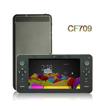 Cheap wholesale Quad core RK 3188 android 4.4 game pad super game player portable game pad handheld game console