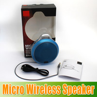 mini speaker rechargeable - Newest Harman Wireless Mini Bass Stereo Micro Wireless Bluetooth Speaker rechargeable portable wireless speaker with Retail Box waitingyou