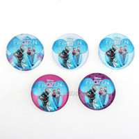 Wholesale New Designs Frozen Glass Cabochons mm Flatback Cabochons Beautiful Trendy Accessories Jewelry Decoration