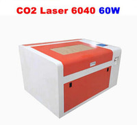 Wholesale LY CO2 Laser Engraving Machine W tube with rotary axis amp Blow function amp Lift and down amp laser pointing