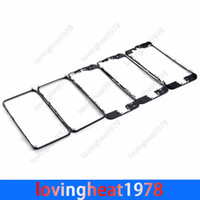 Wholesale 300 free HK post shipping OEM Middle Frame LCD frame Bracket Housing Middle Bezel with M adhesive For iPhone G S LCD frame Bracket