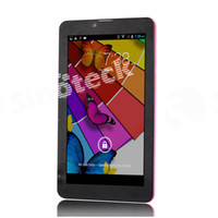 Wholesale P706 inch Dual Core Goophone SmartPhone Dual Sim MTK6572 Android Unlocked Smart Cell Phone Tablet PC Cheap MID