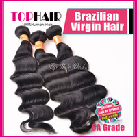 Brazilian Indian Malaysian Peruvian Hair Loose Wave $84-$220 6A Virgin Brazilian Remy Human Hair Weave Wavy Wholesale Natural Hair 3 Bundles Loose Wave Can Be Bleached and Dyed Best Quality Hair Wefts