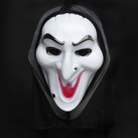 Wholesale 2014 Halloween horror masks Halloween masks screaming skull a face mask monolithic party mask devil mask
