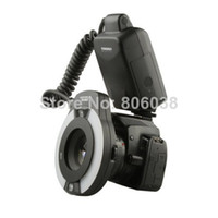 Cheap Yongnuo YN-14EX TTL Macro Ring Flash Speedlite for Canon 5D Mark II 5D Mark III 6D 7D 60D 70D 700D 650D 600D