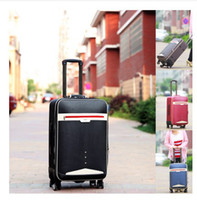 Wholesale Luggage suitcase universal wheel rod box suitcase female students inch landing chassis male inch BOX