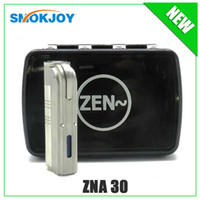 Cheap Smokjoy zna 30 mod clone 2014 hot box style zna 30 mod 7-30w huge vapor electronic cigarette zna 30 fit for 18650 18500 battery DHL FREE