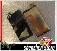 Wholesale New LCD Display and Touch Screen Digitizer Assembly TP FOR Pioneer S90w for Prestigio Duo K8887 Free ship tracking code