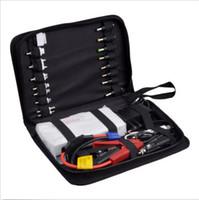 Wholesale Fashion Hot mAh Portable Jump Starter Car Battery Charger Mini Power Bank LED Light V