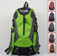 Wholesale Outdoor Waterproof Travel Backpacks Camping Hiking Backpacks Mountaining Bags Laptop Bags HB201313