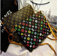 Wholesale 2014 high quality women envelope evening bags flag clutches women Shoulder Bags with chain day clutches W56