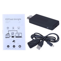 Wholesale TS Linux EZcast Mini WiFi Display Dongle Support DLNA AirPlay Miracast P HDMI HDA1010