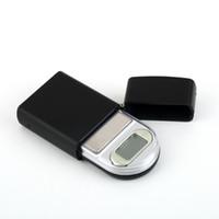 Cheap 1 pcs Lighter Style LCD Digital Mini Pocket 0.01~200g Gram Pocket Jewellery Scale DropShipping
