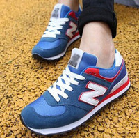 Wholesale new arrive balancing shoes sneakers sport outdoor running shoes size eur