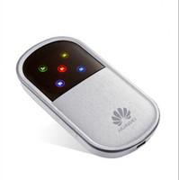 Wholesale Original Mini Unlocked Huawei E5830 M G HSDPA WCDMA GSM Wireless Router SIM Card Pocket WiFi Broadband Modem Mobile Hotspot