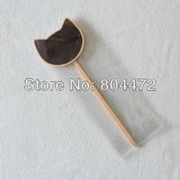 Wholesale CAT Wood Blackboard Flower Plant Herb Vegetable Sign Gardon Plaque Craft