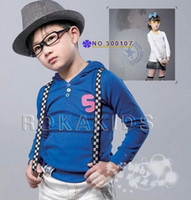 kids belts - Fashion Children Boys Girls Belt multicolour Suspenders Children Kids British Style Belts Hot selling
