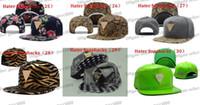 Wholesale 2014 NEW Hater Snapback Hats supply more basketball football caps baseball caps Diamond snapback hats price Top Quality snapback hat