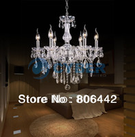 Wholesale Hot Sale Luxury Fashion Crystal Chandelier Ceiling Lamp Candle Lights V TK0481