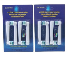 Wholesale HOT SELLING good quality electric toothbrush heads brush head pack with original packing