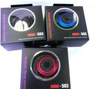 Cheap High Quality Mini-503 Bluetooth Stereo Headset Sports Headphone Music Handsfree Wireless Earphone hbs-740 HBS-730 hbs-700 (DY)
