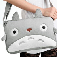 Wholesale My Neighbor TOTORO Cute Japan Anime Messenger Shoulder Bag Cawaii Purse Version