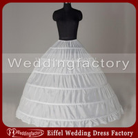 Wholesale Full Ball Gown Petticoats Round Support Hoop for Wedding Dresses and Formal Gowns Useful Pannier Crinoline Bustle
