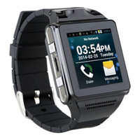 smartphone watches - IKWEAR IK8 Quad Band MTK6577 Dual Core GPS Smartphone Watch Android M RAM G ROM Inch OGS Screen