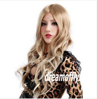 Wholesale Fashion Female Sexy Wig Trendy hairstyles popular in Europe and America carved anime cosplay wig repair face wigs