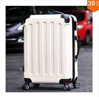 Wholesale Travel Duffle Women amp men Travel Bags rolling luggage password lock mute universal wheels quot inch travel suitcase